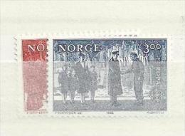 1982 MNH Norway, Postfris** - Unused Stamps