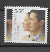 2004 MNH  Greenland, Postfris** - Ungebraucht