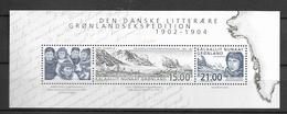 2003 MNH  Greenland, Postfris** - Ungebraucht