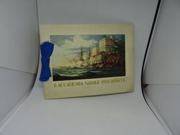 Regia Accademia Navale Livorno Calendarietto 1932 Anno X - Other