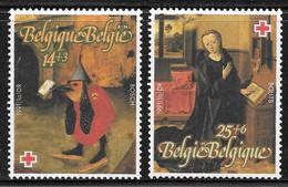 COB 2398/2399 ** - Tableaux Jérôme Bosch & Dirk Bouts - Unused Stamps