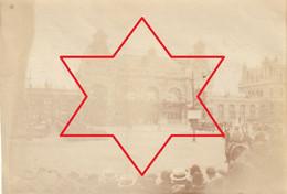 Photo 14 Septembre 1919 CAMBRAI - Arrivée De Poincaré Pour La Remise De Décoration à La Ville (A229, Ww1, Wk 1) - Cambrai