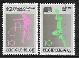 COB 2402/2403 ** - Unused Stamps