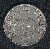 Liberia, 5 Cents 1961 - Liberia