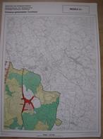 Meerle Ontwerp Gewestplan - Topographical Maps