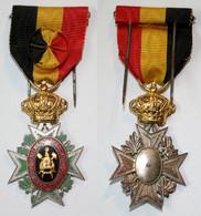 Médaille-BE-056_médaille Associative_Association Agricole_1er Classe_NL-FR_21-02-1 - Bélgica