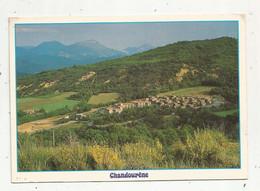 JC , G , Cp , 04 ,CHAMPTERCIER , Village Renouveau ,LE CHANDOURENE ,voyagée - Autres Communes