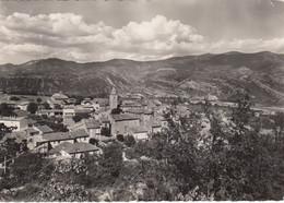 (185)  CPSM  Chateau Arnoux  Vue Générale  (Bon état) - Autres Communes