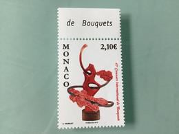 MONACO 2014 - YT N° 2913 - Flore - Concours International De Bouquets - Ongebruikt
