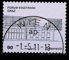 Österreich 2011,Michel# 2927 O  Museen Und Kunsthäuser - 2011-... Used
