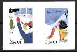 Irlande 2018 N°2270/2271 Neufs Paire De Noël - Unused Stamps