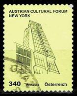 Österreich 2011/12,Michel# 2935, 3016 O  Museen Und Kunsthäuser - 2011-... Used