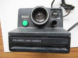 210511 - BAK 2  - POLAROID LAND CAMERA 2000 - Macchine Fotografiche