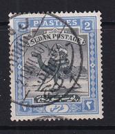 Sdn: 1898   Arab Postman   SG15    2P    Used - Sudan (...-1951)