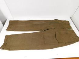 Pantalon De Battie Anglaise WW2 - 1939-45