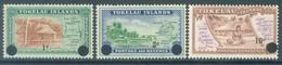 TOKELAU - MNH/** - 1967 - Yv  9-11 -  Lot 23428 - Tokelau