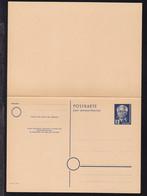 Wilhelm Pieck 12 Pfg./12 Pfg. - Sin Clasificación