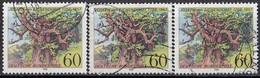 GERMANY Bundes 1356,used - Trees