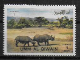 UMM AI QIWAIN   PA  * *  Rhinoceros - Rhinoceros