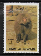 UMM AI QIWAIN   PA  * *  Singes - Monkeys