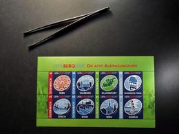 Österreich - Austriche - Austria - 2008 - 2697/04  - Postfrisch - MNH - Fussball-Europameisterschaft - UEFA EURO 2008 - 2001-10 Unused Stamps