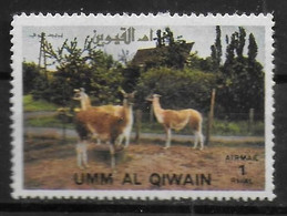 UMM AI QIWAIN   PA  * *  Lama - Unclassified
