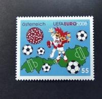 Österreich - Austriche - Austria - 2008 - 2710  - Postfrisch - MNH -  Fußball-Europameisterschaft, UEFA EURO 2008 - 2001-10 Unused Stamps