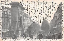 75-PARIS BOULEVARD BONNE NOUVELLE-N°T1196-F/0133 - Sonstige