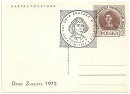 C0217 Poland SPM Astronomy Personality Copernicus Philately - Astronomy