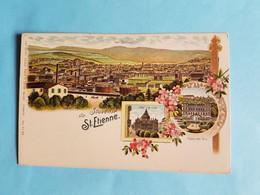 TRES  BELLE  CARTE  KUNZLI  N°  1450   SAINT  ETIENNE  42 - Saint Etienne