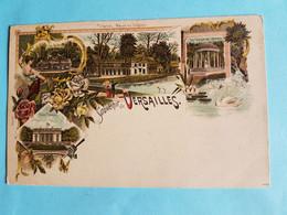 TRES  BELLE  CARTE  KUNZLI  N°  705    VERSAILLES   78 - Versailles