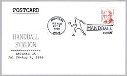 Juegos Olimpicos ATLANTA 96 - BALONMANO - HANDBALL. Atlanta GA 1996 - Handball