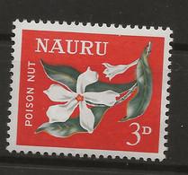 Nauru, 1963, SG  58, Mint Hinged - Nauru