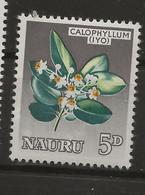 Nauru, 1963, SG  59, Mint Hinged - Nauru