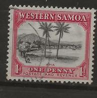 Samoa, 1935, SG 181, Used - Samoa
