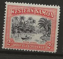Samoa, 1944, SG 202, MNH - Samoa