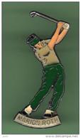 GOLF *** MARION ROTH *** 2090 - Golf
