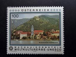 Österreich - Austriche - Austria - 2008 - 2725 - Postfrisch - MNH -  Dürnstein, Weltkulturerbe UNESCO - 2001-10 Unused Stamps