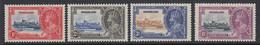 Swaziland, Scott 20-23 (SG 21-24), MLH - Swaziland (...-1967)