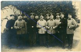 Allemande Carte Photo - Guben -  Potrait Landwehr Infanterie Regiment Nr.12   -  WWI 1.WK 3-3 - 1914-18
