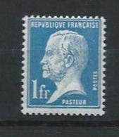Vends Pasteur 1fr Bleu N°179 ** - Ohne Zuordnung
