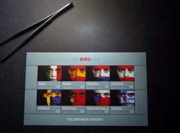 Österreich - Austriche - Austria - 2008 - 2735/42 - Postfrisch - MNH -  Fußball-Europameisterschaft - 2001-10 Unused Stamps