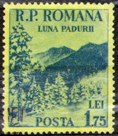 Romania 1954 Mi 1466 Month Of The Forest - NG - Sin Clasificación