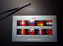 Österreich - Austriche - Austria - 2008 - 2743/50 - Postfrisch - MNH -  Fußball-Europameisterschaft - 2001-10 Unused Stamps