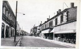 33  - PESSAC - Avenue Jean Jaures - Pessac