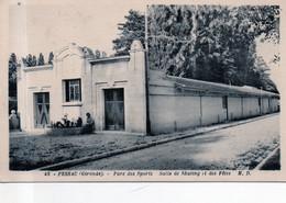 33  - PESSAC - Salle De Skating Et Des Fêtes - Pessac