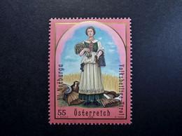 Österreich - Austriche - Austria - 2008 - 2753 - Postfrisch - MNH -   Hl. Notburga, Volksheilige Tirol - 2001-10 Nuevos & Fijasellos