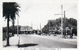 33  - PESSAC - Rond-point De L'alouette - Pessac