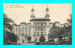 A936 / 373 06 - NICE Alhambra Hotel - Non Classés