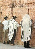 "CPSM ISRAEL ""Jérusalem, Le Mur Des Lamentations"" - Israel"